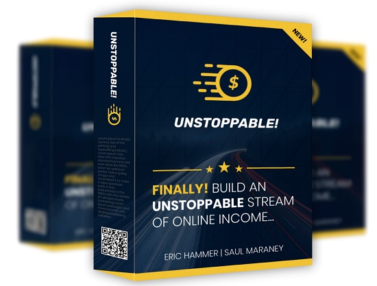 Unstoppable Review & HUGE Bonuses