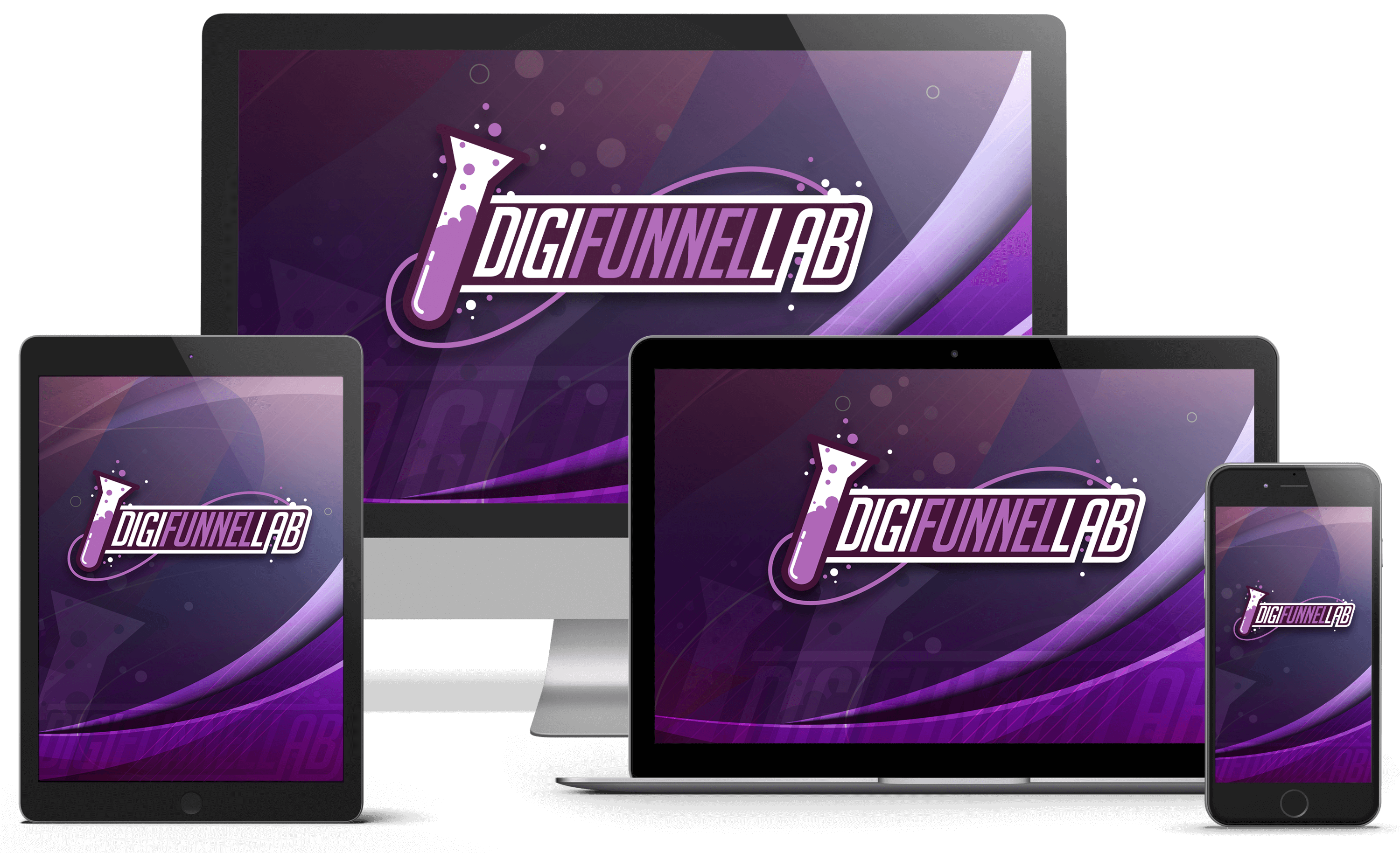 What is DigiFunnel Lab?