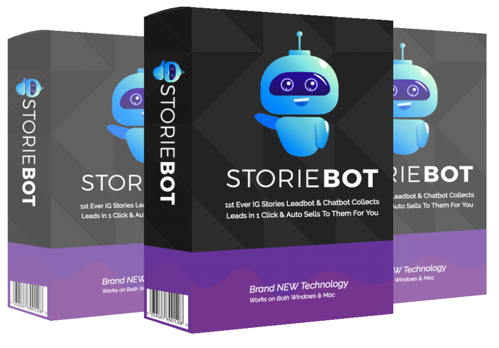 StorieBot (Instagram Stories) review and HUGE Bonuses
