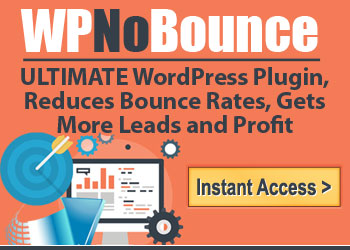 WP NoBouce Review & Bonuses