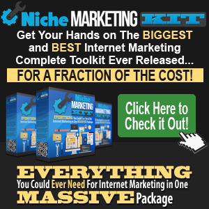 Niche Marketing Kit